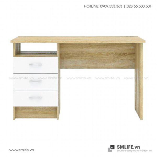 Bàn làm việc, bàn học gỗ hiện đại Drace (22)