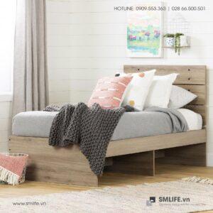 Giường ngủ gỗ hiện đại Scarlett (4)