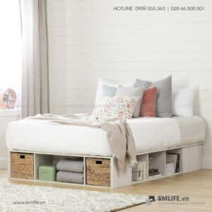 Giường ngủ gỗ hiện đại Scottie (4)