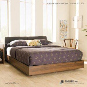 Giường ngủ gỗ hiện đại Shane (4)