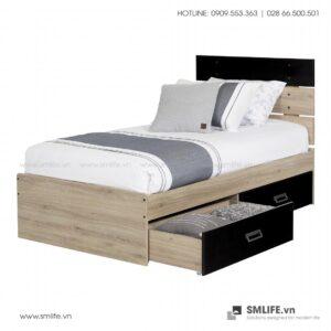 Giường ngủ gỗ hiện đại Snoop (1)