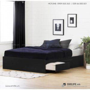 Giường ngủ gỗ hiện đại Sundar (9)