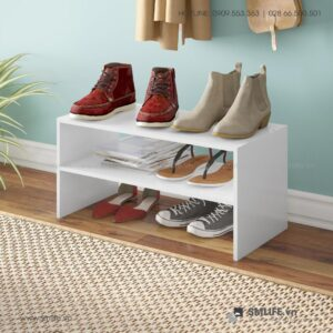 Kệ để giầy gỗ hiện đại Rowan (4)