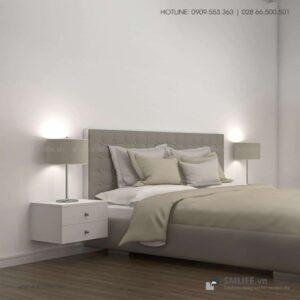 Kệ gỗ đầu giường hiện đại Naomi (5)
