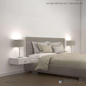 Kệ gỗ đầu giường hiện đại Nikita (5)