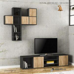 Kệ tivi gỗ hiện đại Tablo (3)