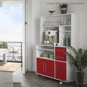 Tủ phòng ăn gỗ hiện đại Deon (1)