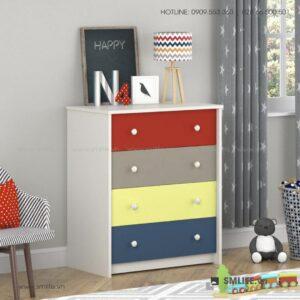 Tủ phòng ngủ gỗ hiện đại Samuel (1)