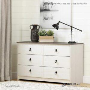 Tủ phòng ngủ gỗ hiện đại Sasha (2)
