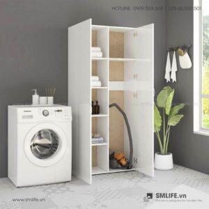 Tủ phòng tắm gỗ hiện đại Sandar (1)