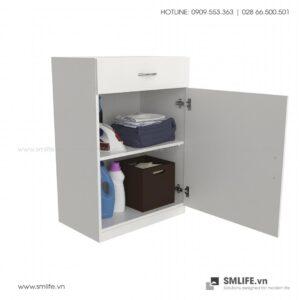 Tủ phòng tắm gỗ hiện đại Sissy (1)