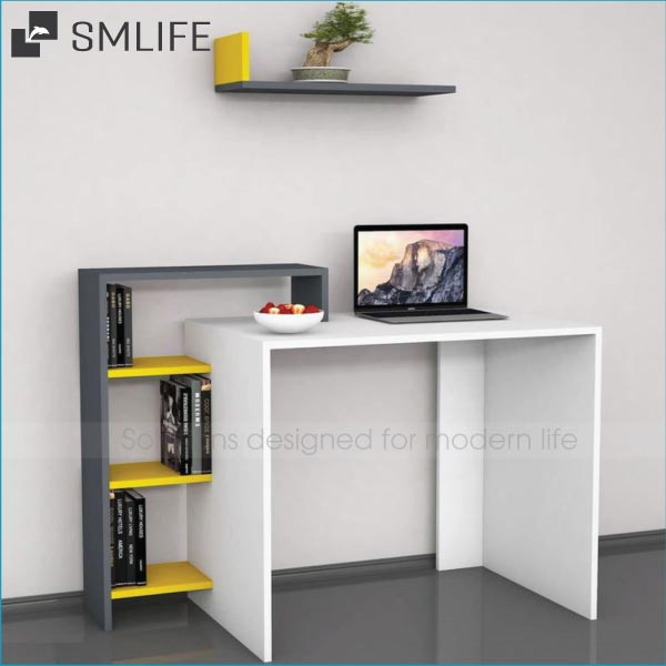 Một thiết kế bàn làm việc tại nhà đơn giản
