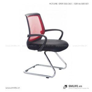 Ghế phòng họp chân quỳ lưng lưới SOLOMON | SMLIFE.vn
