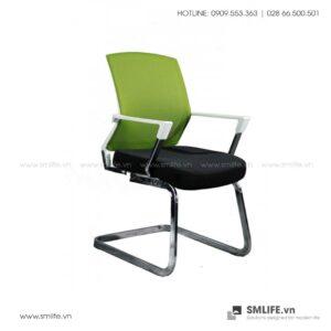 Ghế phòng họp chân quỳ lưng lưới STEPHEN | SMLIFE.vn
