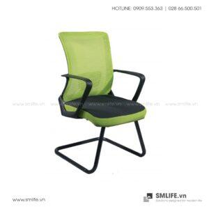Ghế phòng họp chân quỳ lưng lưới TAKEO | SMLIFE.vn