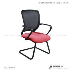 Ghế phòng họp chân quỳ lưng lưới TIGER | SMLIFE.vn