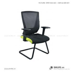 Ghế phòng họp chân quỳ lưng lưới URIEL | SMLIFE.vn