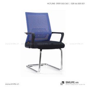 Ghế phòng họp chân quỳ lưng lưới WYATT | SMLIFE.vn