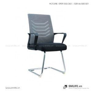 Ghế phòng họp chân quỳ lưng lưới YONA | SMLIFE.vn