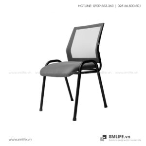 Ghế phòng họp chân quỳ lưng lưới VELVEL | SMLIFE.vn