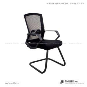 Ghế phòng họp chân quỳ lưng lưới ZACHARY | SMLIFE.vn