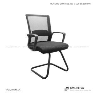 Ghế phòng họp chân quỳ lưng lưới ZANE | SMLIFE.vn