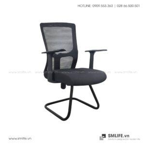 Ghế phòng họp chân quỳ lưng lưới ZEV | SMLIFE.vn