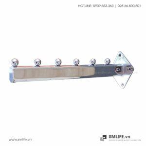 Giá treo Oval thẳng gắn tường (1)