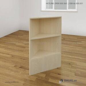 Quầy gỗ Slatwall SANJI (1)