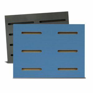 Tấm gỗ xẻ rãnh Dash Panel - Xanh (1)
