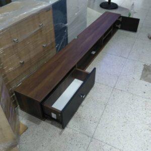 Kệ gỗ SMLIFE - Màu Walnut đậm (3)