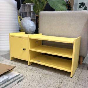 Kệ gỗ SMLIFE - Màu vàng (7)