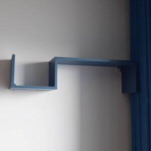 Kệ gỗ SMLIFE - Màu xanh ngọc (9)