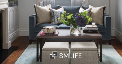 Tối ưu hóa không gian cho phòng khách nhỏ đẹp