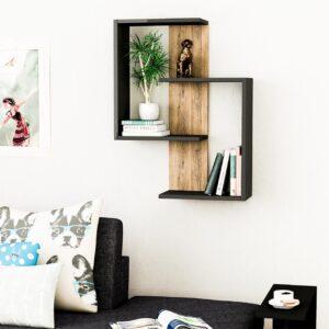Kệ gỗ treo tường trang trí hiện đại Wendy (6)