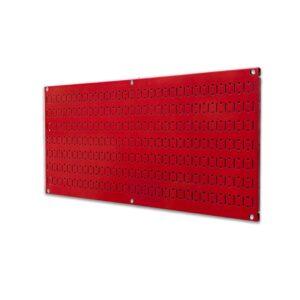 Bảng treo dụng cụ Pegboard SMLIFE - Đỏ (2)