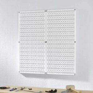 Bảng treo dụng cụ Pegboard SMLIFE - Trắng (3)