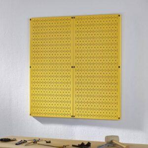 Bảng treo dụng cụ Pegboard SMLIFE - Vàng (3)