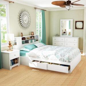 Giường ngủ gỗ hiện đại Serena (5.1)