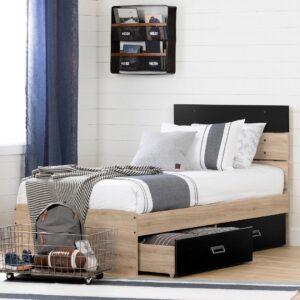 Giường ngủ gỗ hiện đại Snoop (3)