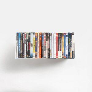 Kệ đĩa CD chữ U 45
