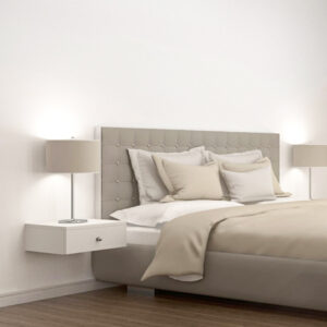 Kệ gỗ đầu giường hiện đại Nikita (5.1)