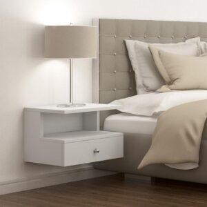Kệ gỗ đầu giường hiện đại Novak (1)