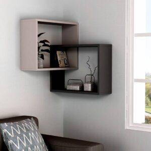 Kệ gỗ treo tường trang trí hiện đại Warner (8)