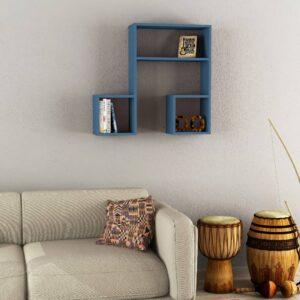Kệ gỗ treo tường trang trí hiện đại Wiola (17)