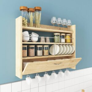 Kệ gỗ nhà bếp hiện đại Knott (8)