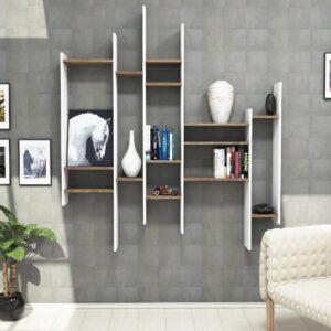 Kệ gỗ treo tường trang trí hiện đại Wilmer (4)