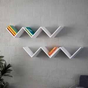Kệ gỗ treo tường trang trí hiện đại Winfield (1)