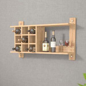 Kệ rượu gỗ hiện đại Andexen (2)