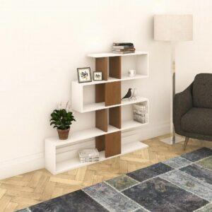 Kệ sách, kệ trang trí gỗ hiện đại Behati (5)